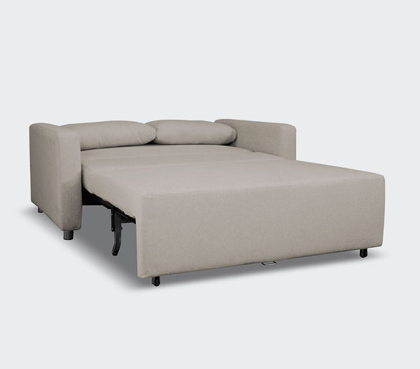 "sofaMaya 57"" Loveseat Sofabed with Storage - small space plus toronto"