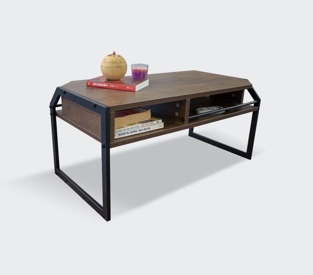 Napoles Small Storage Coffee Table Small Space Plus