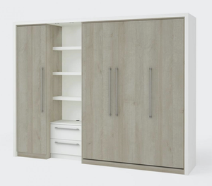 Origin Wardrobe Plus Left Vertical Set