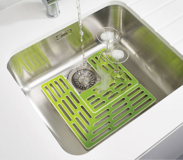 Sink Saver™ Adjustable Sink Mat | Small Space Plus
