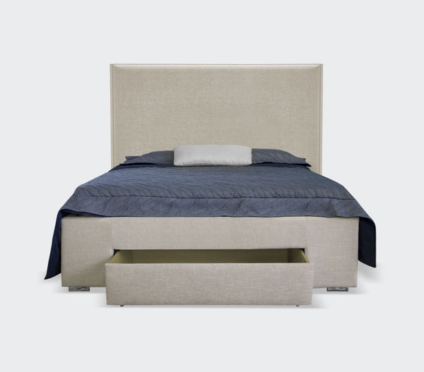 Smart Bed Hydraulic & Drawer Storage Bed
