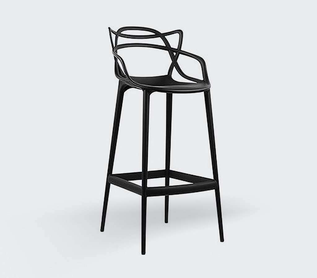 Trinity Counter + Bar Stool