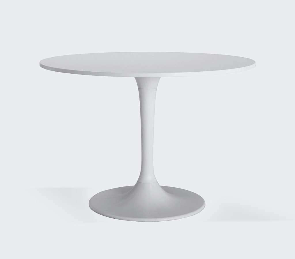 Trumpet Round Dining Table