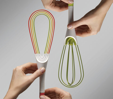 Twist™ 2-in-1 Silicone Whisk | Small Space Plus