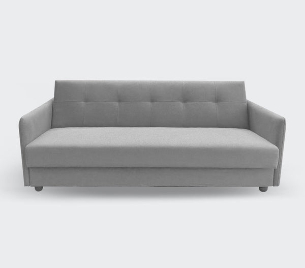 "York 80"" Storage Sleeper Sofa 