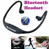 Sports Bluetooth Earphone S9 Support TF/SD Card Wirless Hand-free Auriculares Bluetooth Headphones