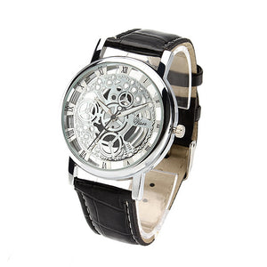 FREE Business Skeleton Mens Watch