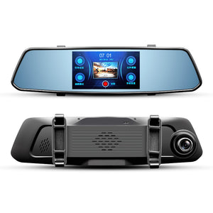 Mirror Dash HD Cam Front & rear view recording