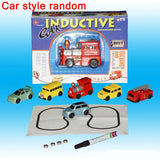 Line Pen Inductive Toy Car