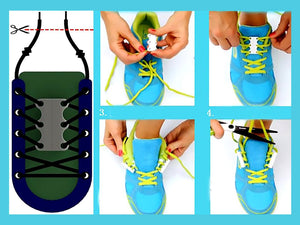 Magnetic Shoe laces ( Kids, Adults, Athritis suffers)