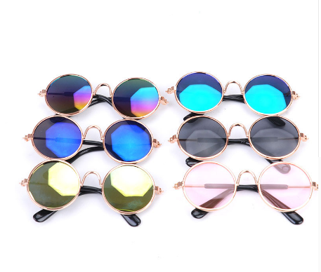 Pet glasses cat sunglasses sunglasses trend pet accessories cat glasses