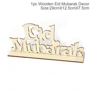EID Mubarak Led Light Strip Star Led Lights Decor EID Party Supplies Ramadan Decor Muslim Islam Decor Party Led Favors