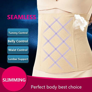 High Waist Tummy Tuck Waist Shaping Belly Band