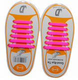 Elastic Shoe Laces No Tie Silicone Shoelaces For Adults & Kids Trainers Shoes
