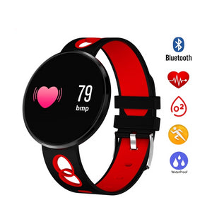 Color Fitness Smart Watch