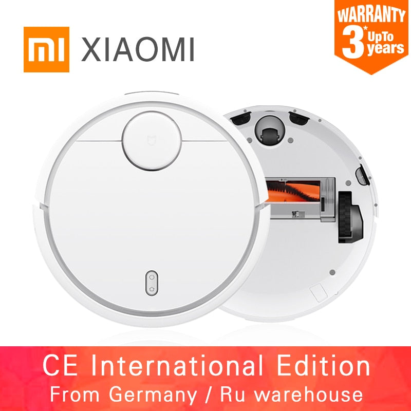 Robot Vacuum Cleaner for Home Automatic Sweeping Dust Sterilize Smart Planned WIFI App Remote Control