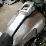 Barnstorm Touring Gas Tank with Knee Cut Outs