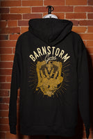 Born To Ride Zip Up Hoodie