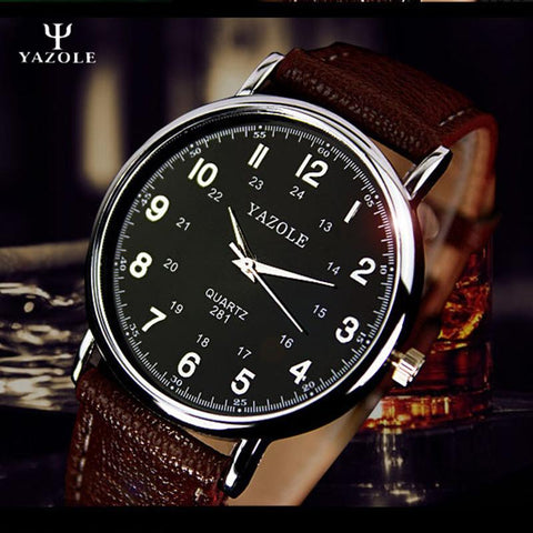 YAZOLE Mens Watches Top Brand Luxury