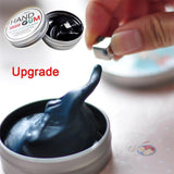 Magnetic Silly Putty Mud Magnetic Plasticine mud Interesting Fun Toys Handgum Magnet Smart Clay kids Creative Funny Toys