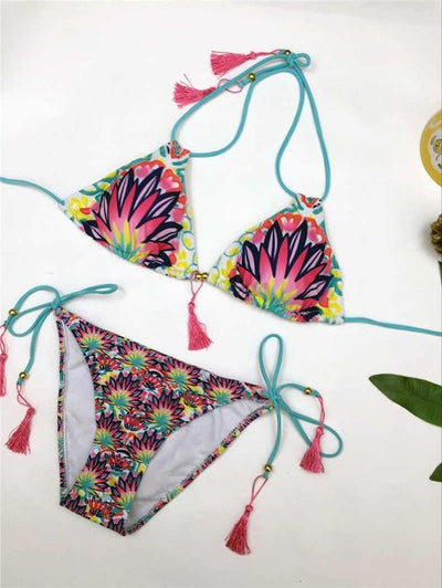 'TOMMY' Custom Swim Set (2-Pieces)