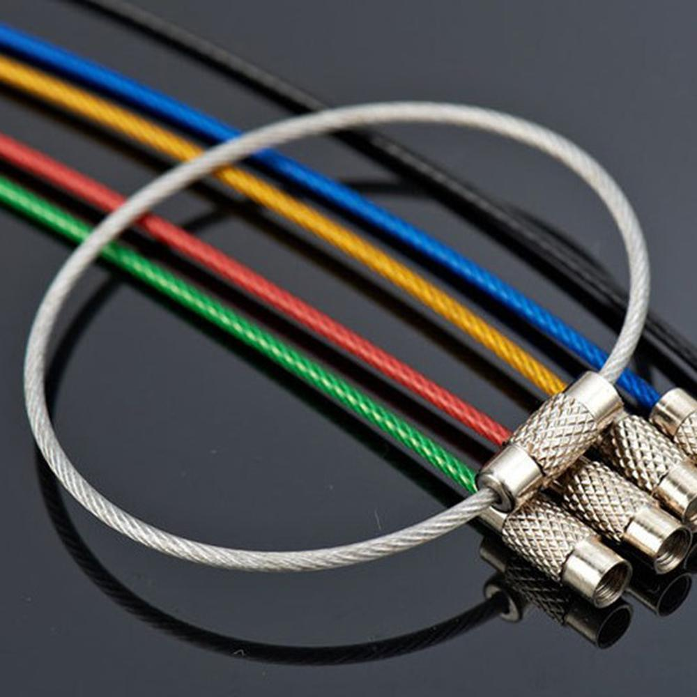 Steel Wire Rope Holders - WIRE Center •