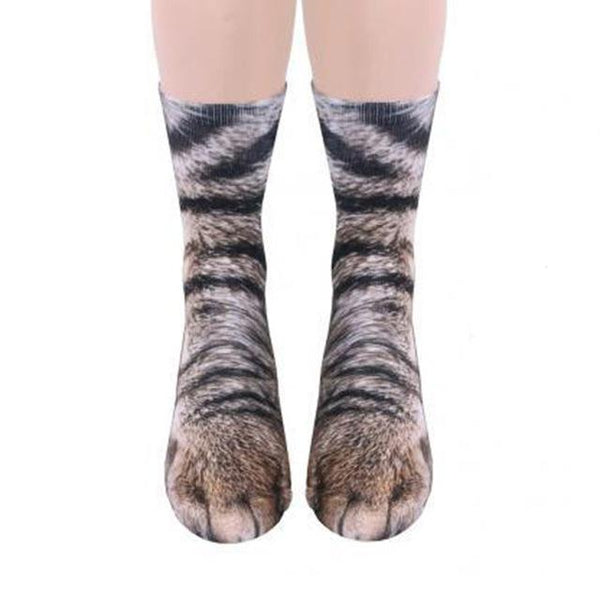 ANIMAL PAW SOCKS BUY 1 GET 1 FOR FREE