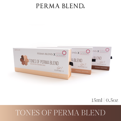 Tones of Perma Blend Series