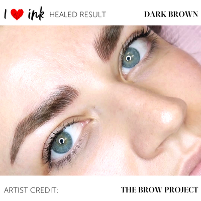 I ❤️ INK Eyebrow Pigment Collection