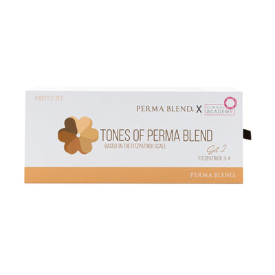 Tones of Perma Blend Set 2 (Fitzpatrick 3-4)