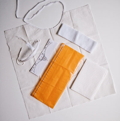 Disposable Sterile Kit - Monthly Plan