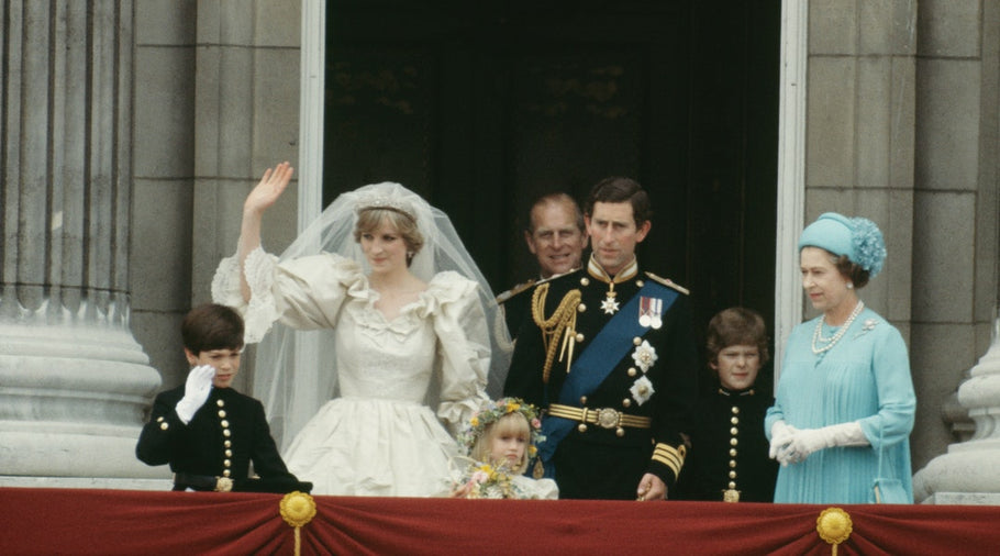 The Crown's Season 4 Trailer Gives A Sneak Peek Into All Of Princess Diana's Fashion Moments, Including Her Iconic Wedding Dress