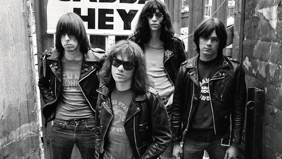 How the Ramones became punk pioneers