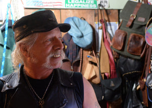 In his skin: Fairfax man one of the last of Marin's leather makers