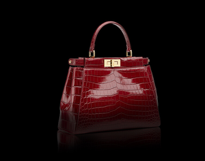 Fendi's Exotic Peekaboo Bags to be Available for Limited Time at Houston Galleria Store