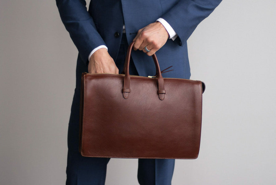 These 12 Brands Make Some of the Best Leather Goods in America