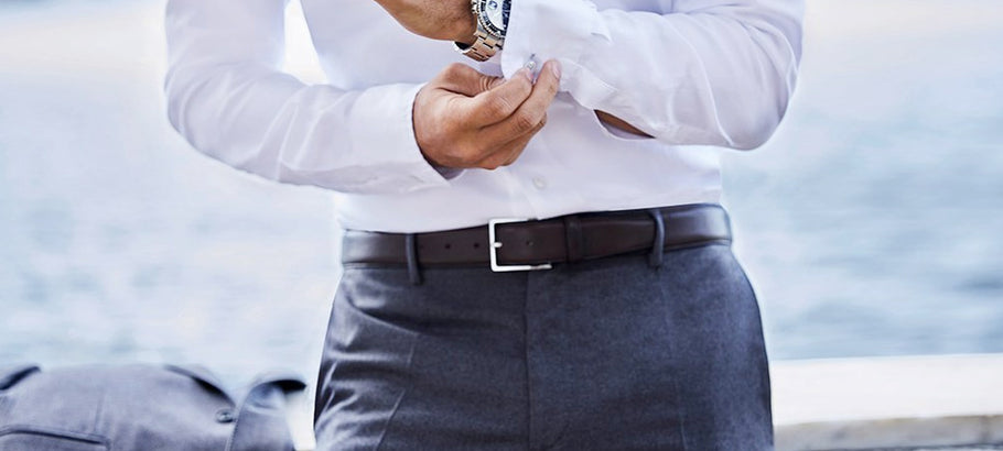 The Best Men's Belt Guide You'll Ever Read - Men's Fashion Guides