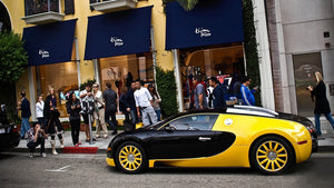 At the World's Most Expensive Store, It's Still Bugattis as Usual