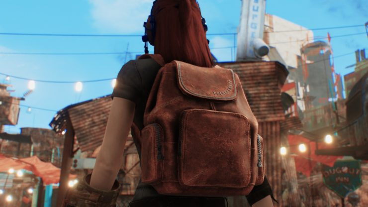 New Fallout 4 Scavver Backpack Mod Adds Two New Backpacks to the Game To Carry Extra Gear