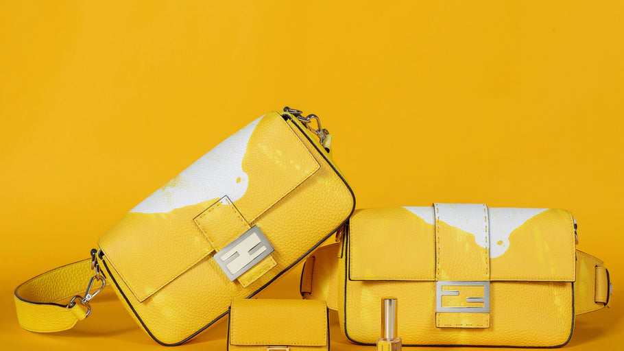 The World's First Fragrance-Infused Handbags Have Arrived, and They're Utterly Gorgeous
