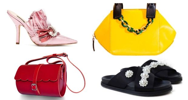 Spring on your arm and in your step: The best new season bags and shoes