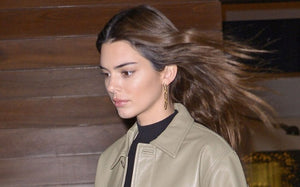 Kendall Jenner Does the Square-Toe Trend at Dinner With Gigi Hadid