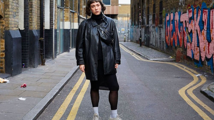Goth Touches Down at London Fashion Week Men's
