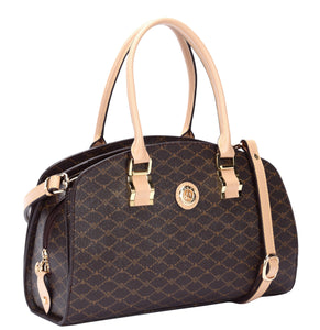 Misty U.S.A. Signature Collection Brown Ladies Handbag