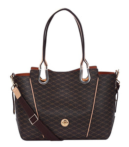 Misty U.S.A. Signature Collection Women's Handbag Brown