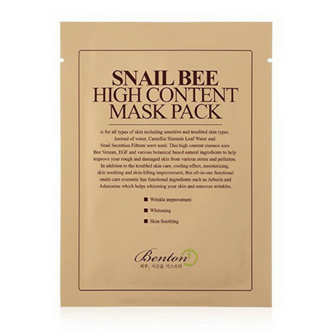 Snail Bee High Content Skin 150ml/5.07 fl. oz.