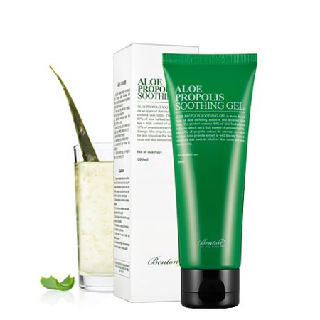 Aloe Propolis Soothing Gel 100ml/3.38 fl. oz., Moisturizer, [product_vendor, ]- Atria Skin
