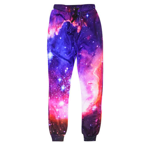 Space Galaxy Joggers