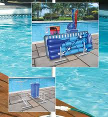 Swimline Poolside Organizer