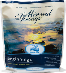 Mineral Springs Beginnings - 1 Bag